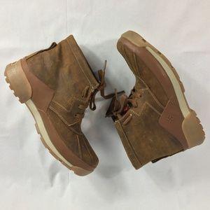 Columbia Waterproof Brown Winter Boots   Size: 6.5